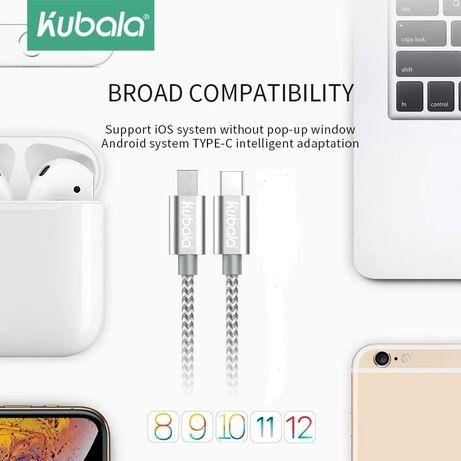 Nowy kabel przewód USB - USB-c dobrej jakości 2m