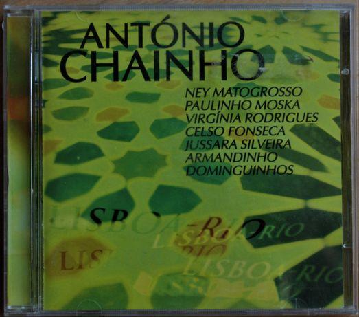 CD - António Chainho – Lisboa-Rio, como novo