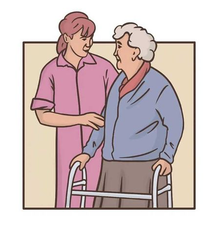Уход за пожилыми