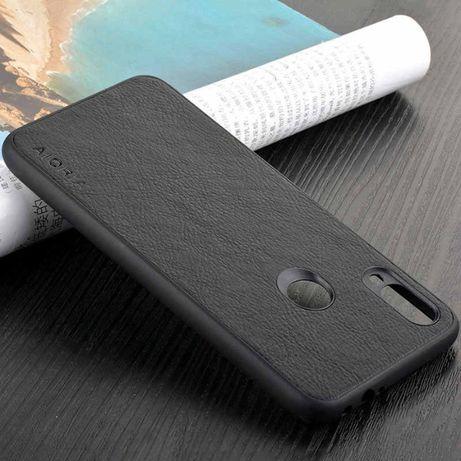 Xiaomi Redmi Note 7 Capa de Couro