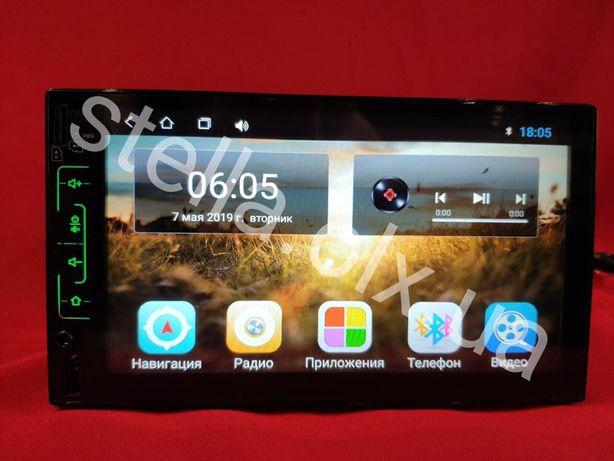 Автомагнитола Андроид 2DIN FY-6501 Android 8 WI-FI GPS