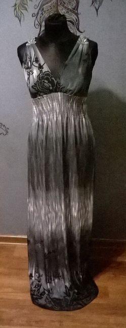 Długa sukienka S/M