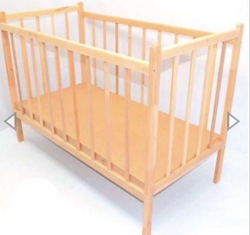Кроватка детская Ольха, матрас