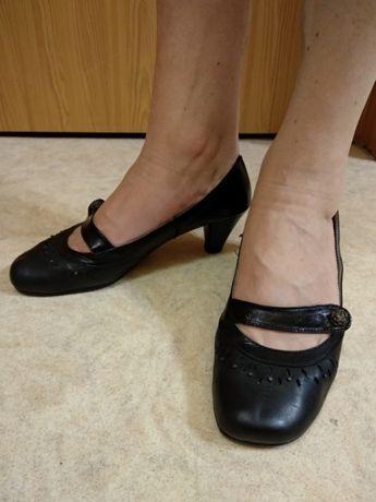 Туфли кожа 39 размер 25,5 см стелька