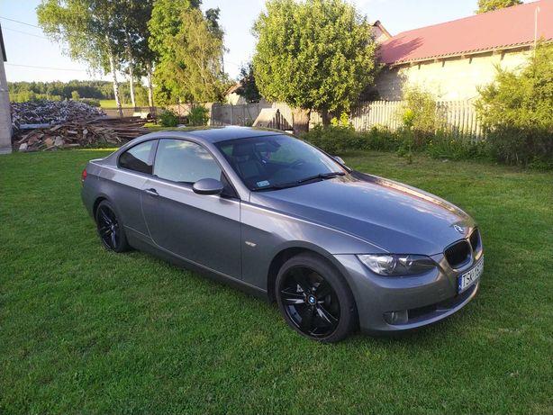 BMW seria 3 E92 320d Nowy Dwumas