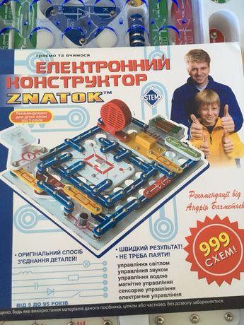 Электронный конструктор Znatok.