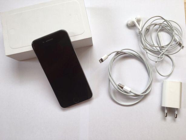 iPhone 6 16gb ! Stan idealny ! Szkło na ekranie ! Zestaw !