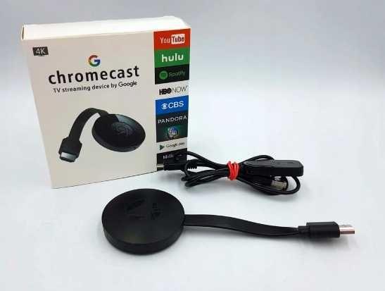 Bezprzewodowy adapter Wi-Fi HDMI do Chromecast G2C
