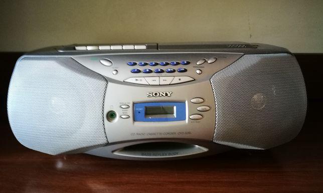 Магнітола Sony CFD-S26L/S