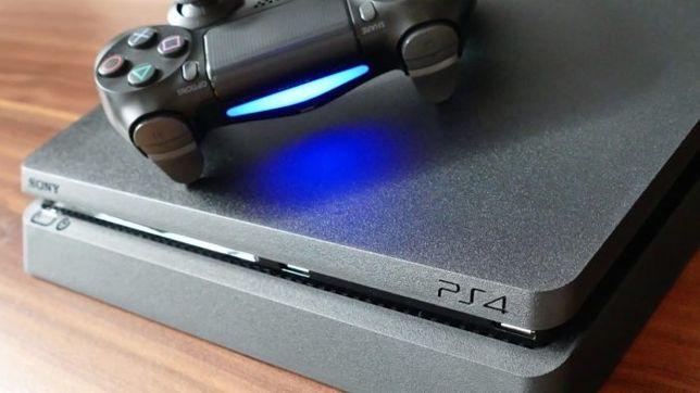 Vendo PS4 como nova. 500GB 1 Comando