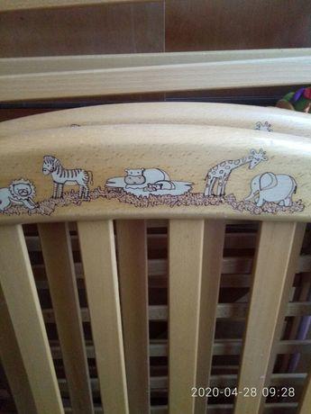 Кроватка Pali детская+матрас! Италия