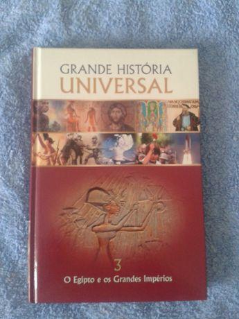Livro Grande História Universal-nr.3/EGIPTO E OS GRANDES IMPÉRIOS
