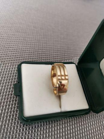 Pierścień Atlantow złoty