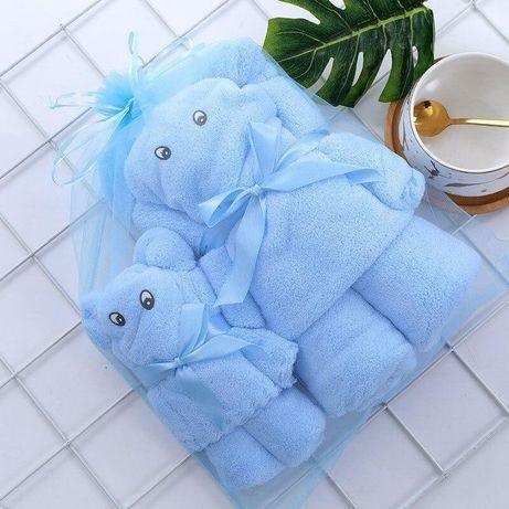 Набор из двух полотенец. Подарочный набор. Хит продаж.