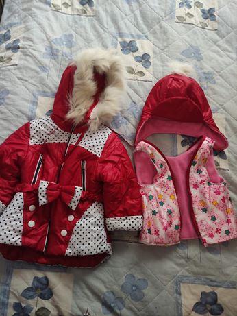 Продам детский комбинезон зима