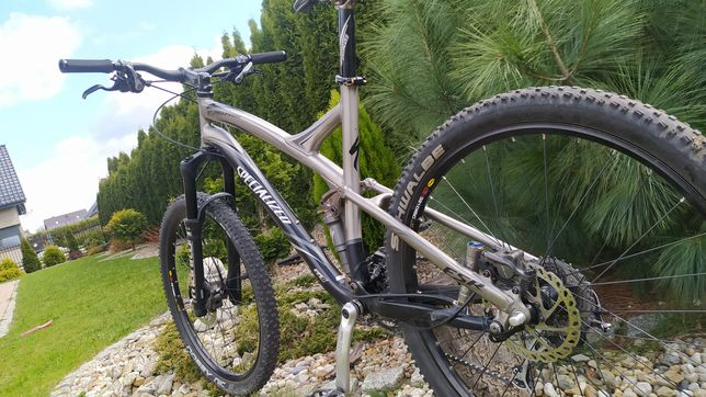 Specialized stumpjumper |XT ritchey rower enduro, trial, mtb, xc, full