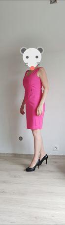Sukienka Top Secret różowa