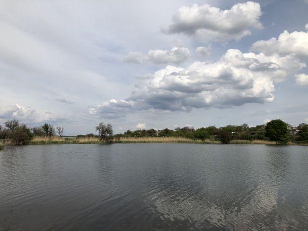 Дача на берегу озера возле села Смоляное. Первая линия