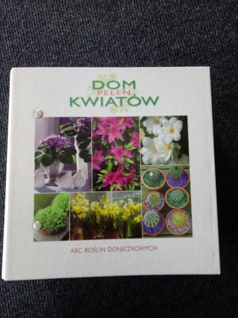 Poradnik- segregator ABC kwiatów doniczkowych
