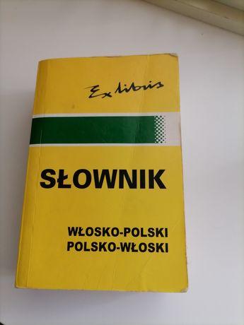 Słownik polsko - włoski