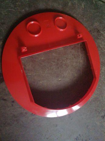 Automaty paszowe, tubomaty części pokrywa pojemnika paszy