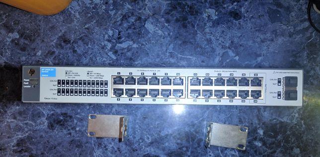 HP 1810-24 Switch j9801a