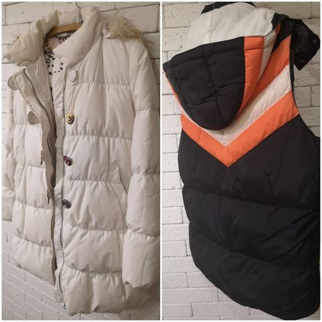 Куртка пальто пуховик парка жилетка дутая