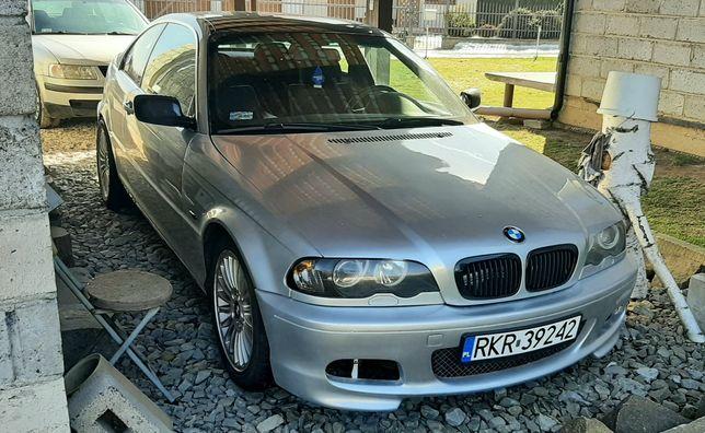 BMW E46 320Ci Coupe LPG