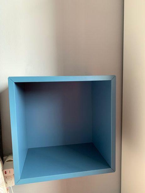 Estante módulo EKET 35x25x35 cm azul