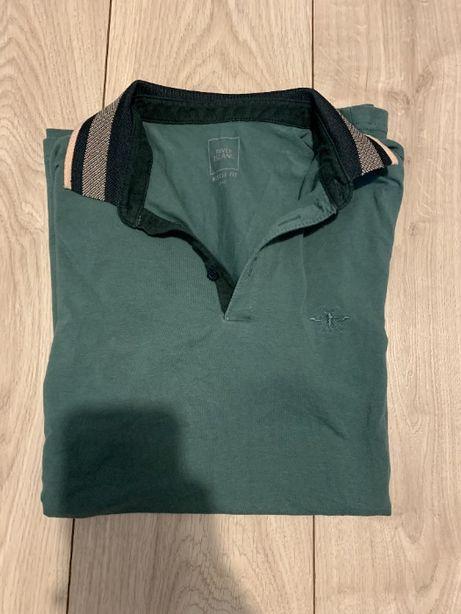 Koszulka river island muscle fit - rozmiar S.
