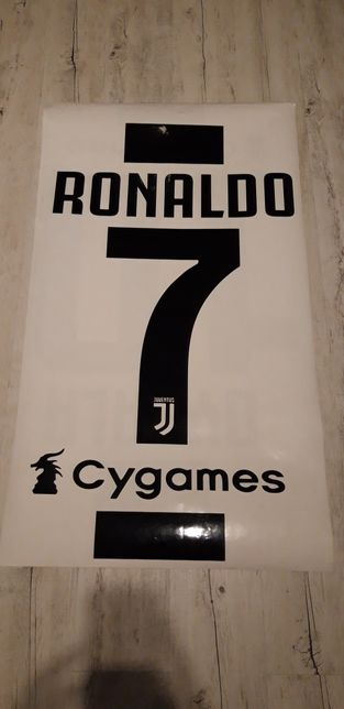 Naklejki Ronaldo Dybala