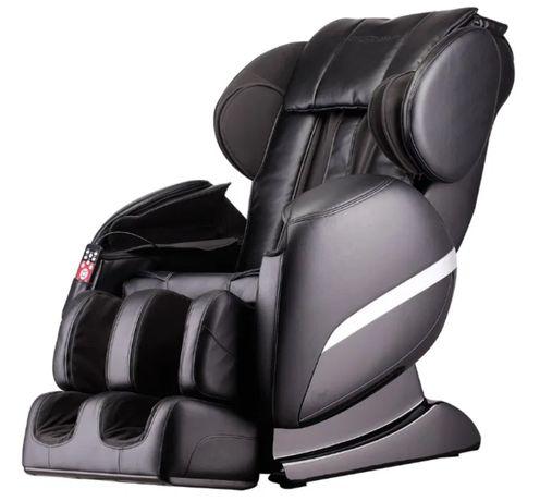 Fotel fitness Siesta V2 fit masujący air masaż grzanie +Gratis warto