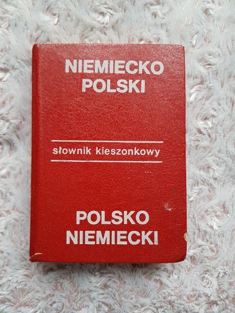 Słownik niemiecko-polski, polsko-niemiecki, język niemiecki, nauka