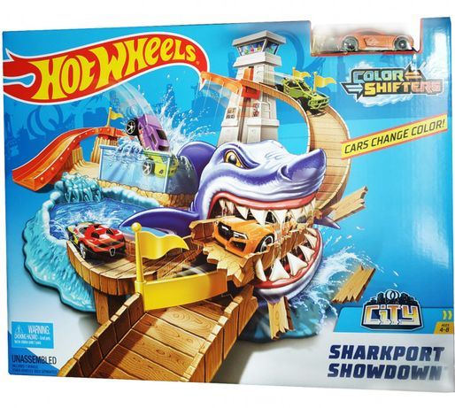 "Трек Хот Вилс ""Охота на акулу"" Hot Wheels BGK04"