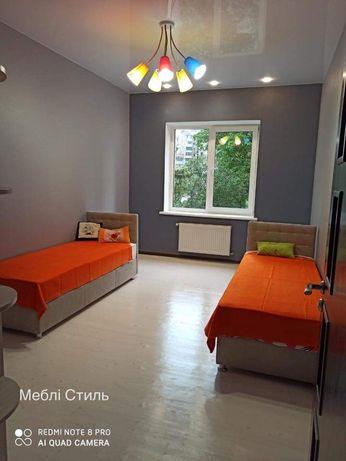 Дитяче ліжко з матрацом 200(190)х800 / Ліжко+ матрац