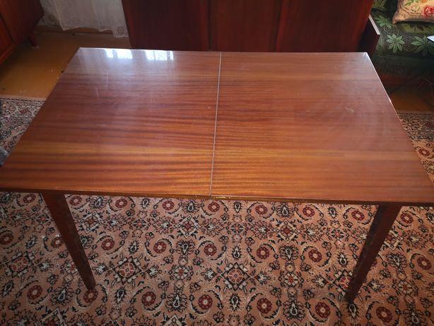 Stół wysoki połysk PRL