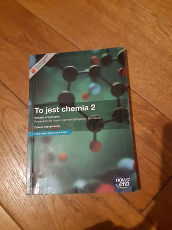 To jest chemia 2, zakres rozszerzony