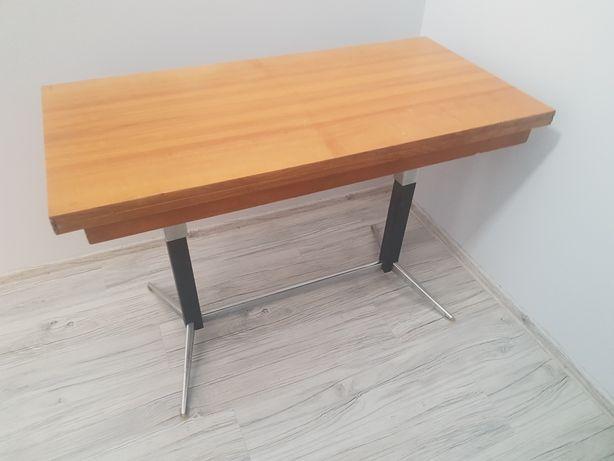 Stół ława PRL połysk