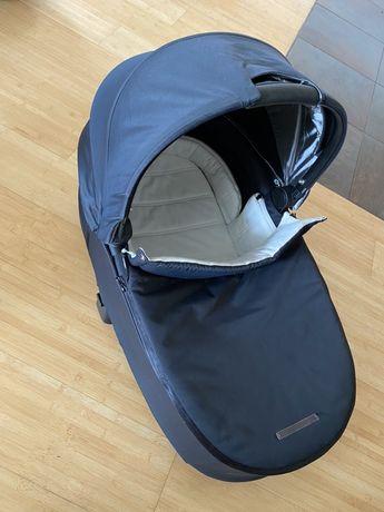 Gondola Cybex Prima Lux czarna stan idealny