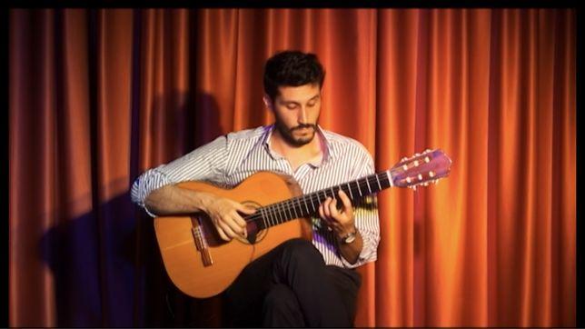 Aulas de Música-Professor Guitarra - Presencial/On-line Lisboa/Cascais