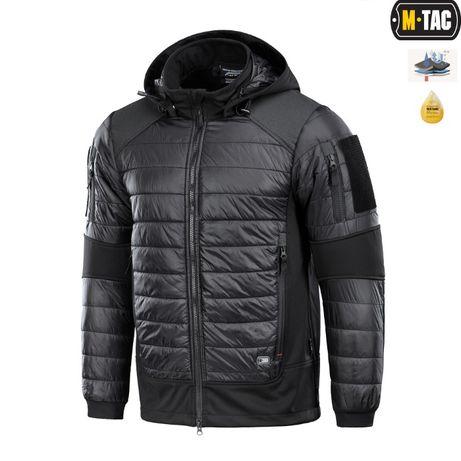 Тактическая Куртка M-tac Wiking Gen.II Black/Olive