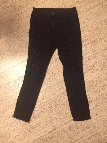 Spodnie H&M 34 XS przetarcia