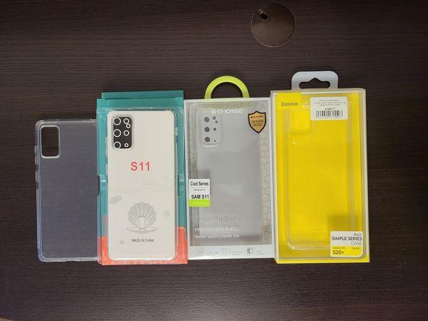 TPU Чехлы на Samsung S20 Plus (G985/G9850)