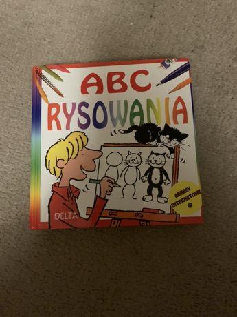 ABC rysowania ksiażka