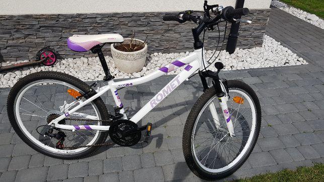 Rower junior Romet koła 24