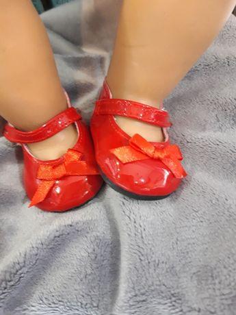 buciki dla lalki 43cm