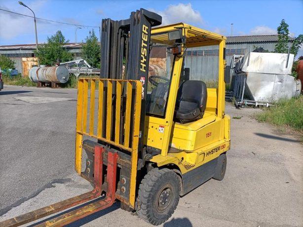 Wózek widłowy Hyster 1.5 xm 1,5 tony
