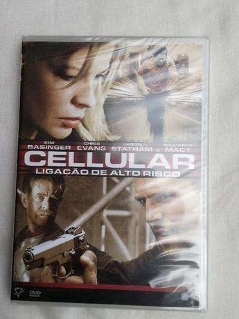 Cellular - Ligação de Alto Risco (novo e selado)