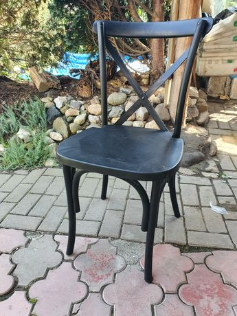 Krzesła plastikowe