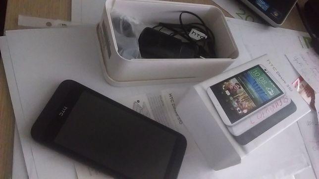 Smartfon HTC 510 Desire - uszanowany, 100% sprawny, komplet